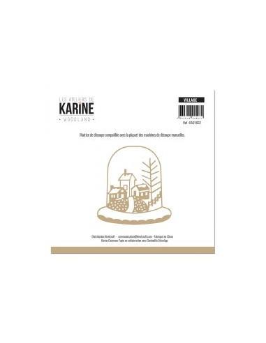 Dies Woodland 'Village' - Karine