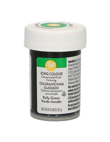 Wilton Colorante en Pasta - Verde Kelly - 28g