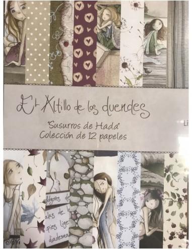 """Colección """"Susurros de Hada""""..."""
