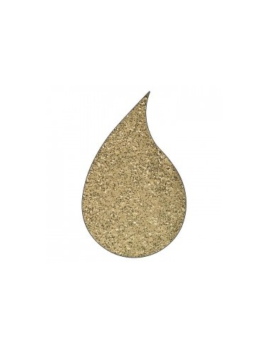 Polvo de Embossing Metallic Gold Sparkle