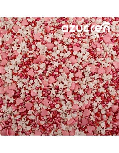 Azucren sprinkles crazy love 90 gramos