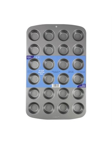 PME Non Stick 24 Cup Mini Muffin Pan