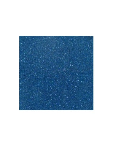 Vinilo para ecopiel - Glitter Azul...