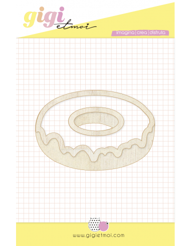 Gigietmoi - Shaker Donut