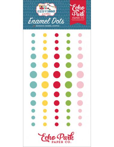 Enamel Dots A Slice Of Summer
