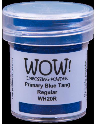 Polvo de Embossing Primary Blue Tang