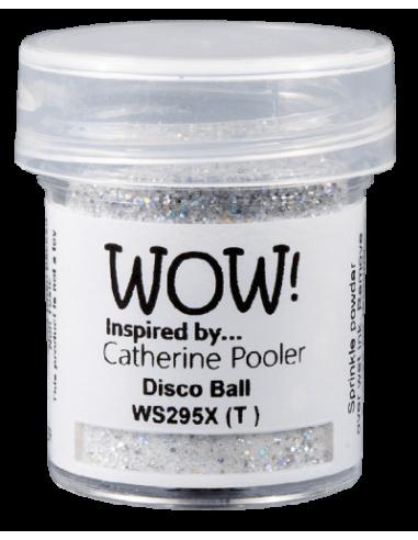 Polvo de Embossing Disco Ball