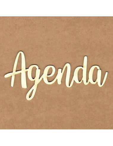 Chipboard - Agenda