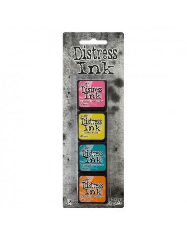 Distress Ink 4x Mini Pads nº1