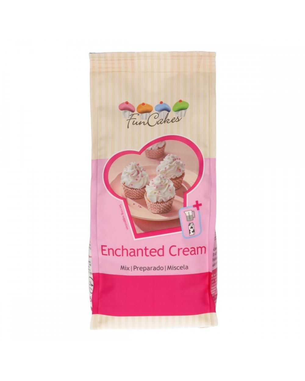 FunCakes Enchanted Cream 450g+
