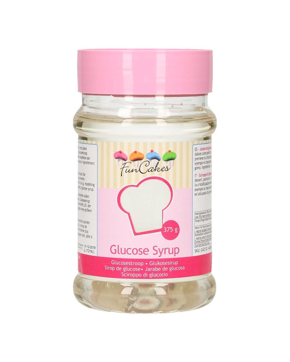 FunCakes Jarabe de Glucosa 375g+