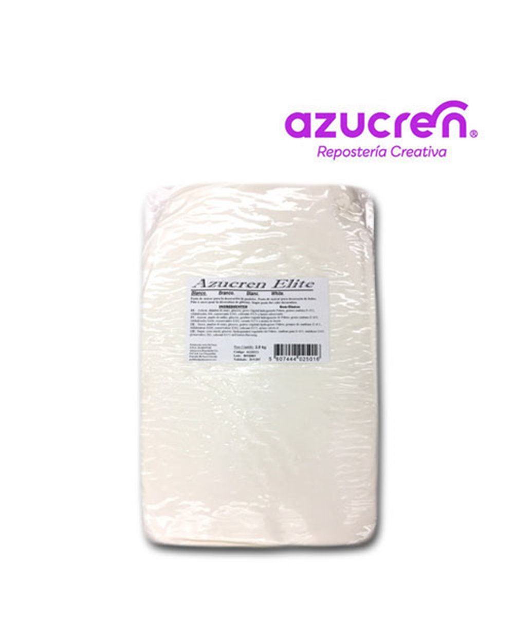AZUCREN ELITE Blanco 2,5 kg+