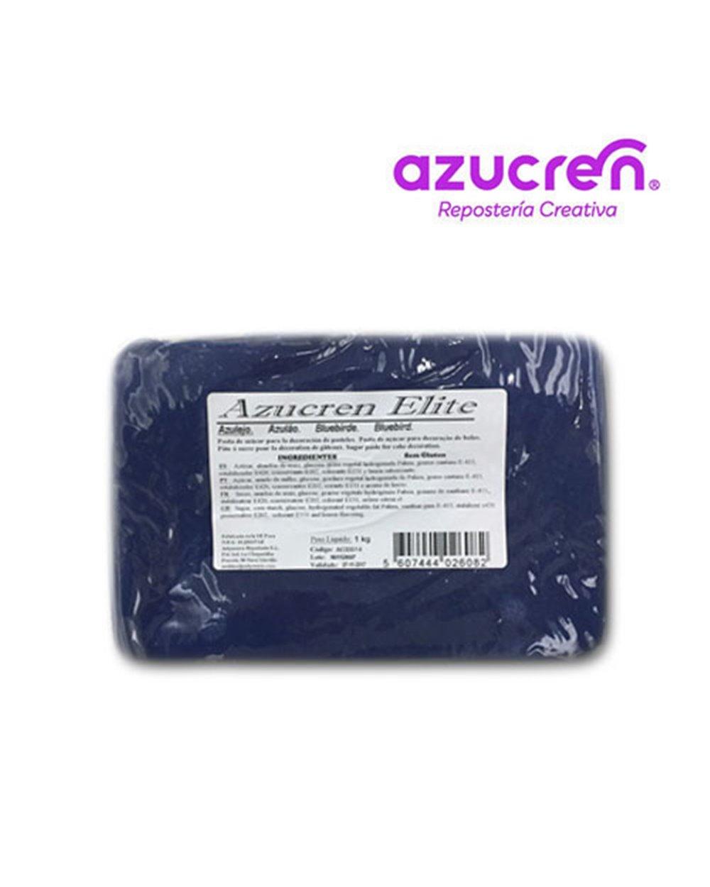 AZUCREN ELITE Azúl Oscuro 1kg