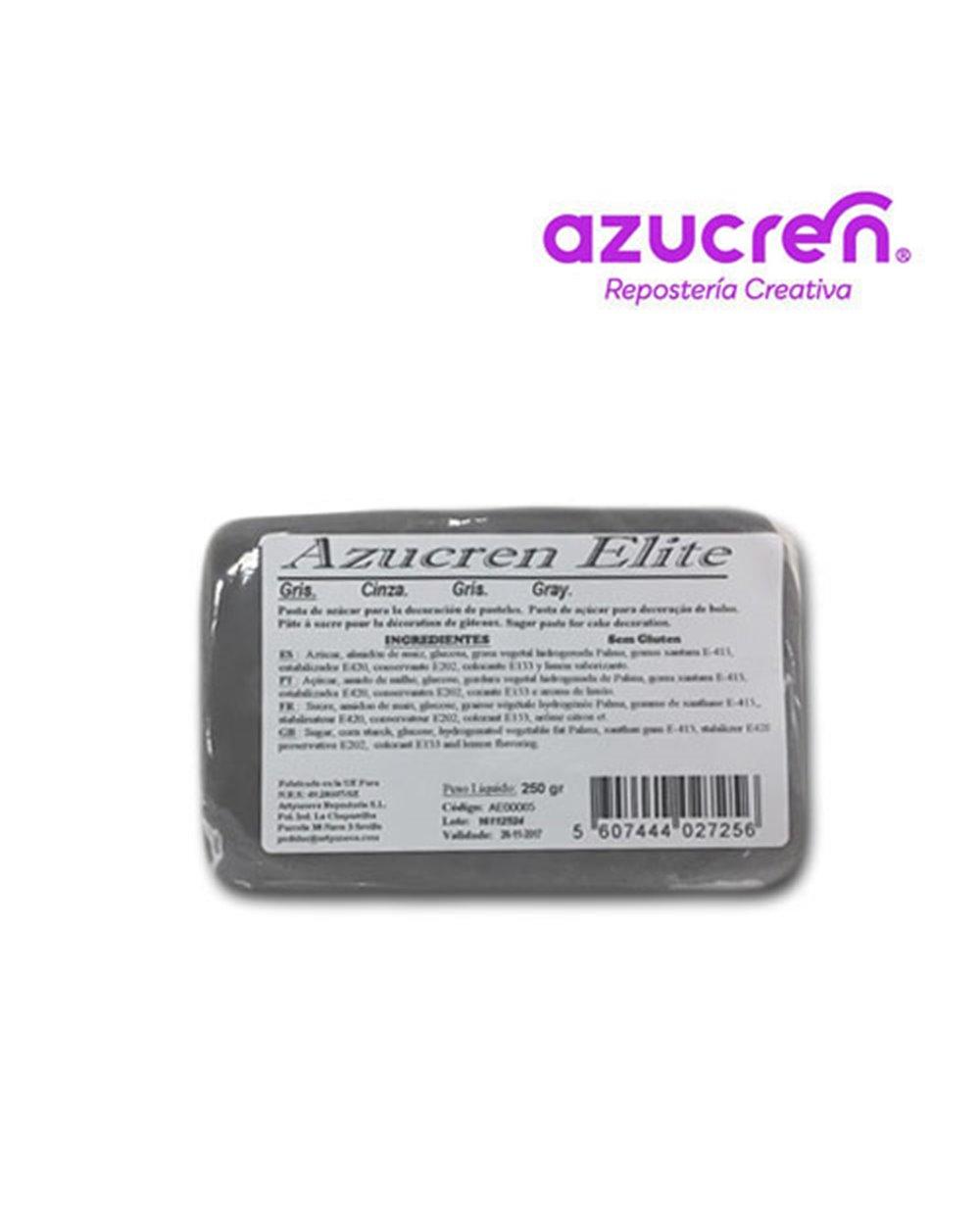 Azucren Gris 250gr+
