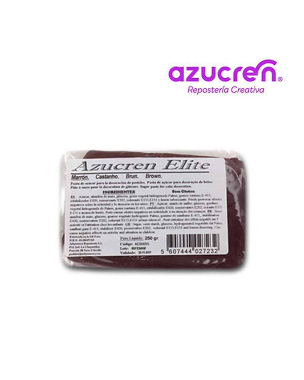 AZUCREN Castaño 250gr+