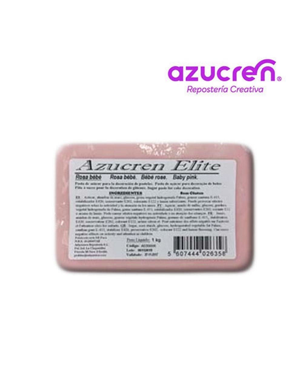 azucren rosa bebé 250gr