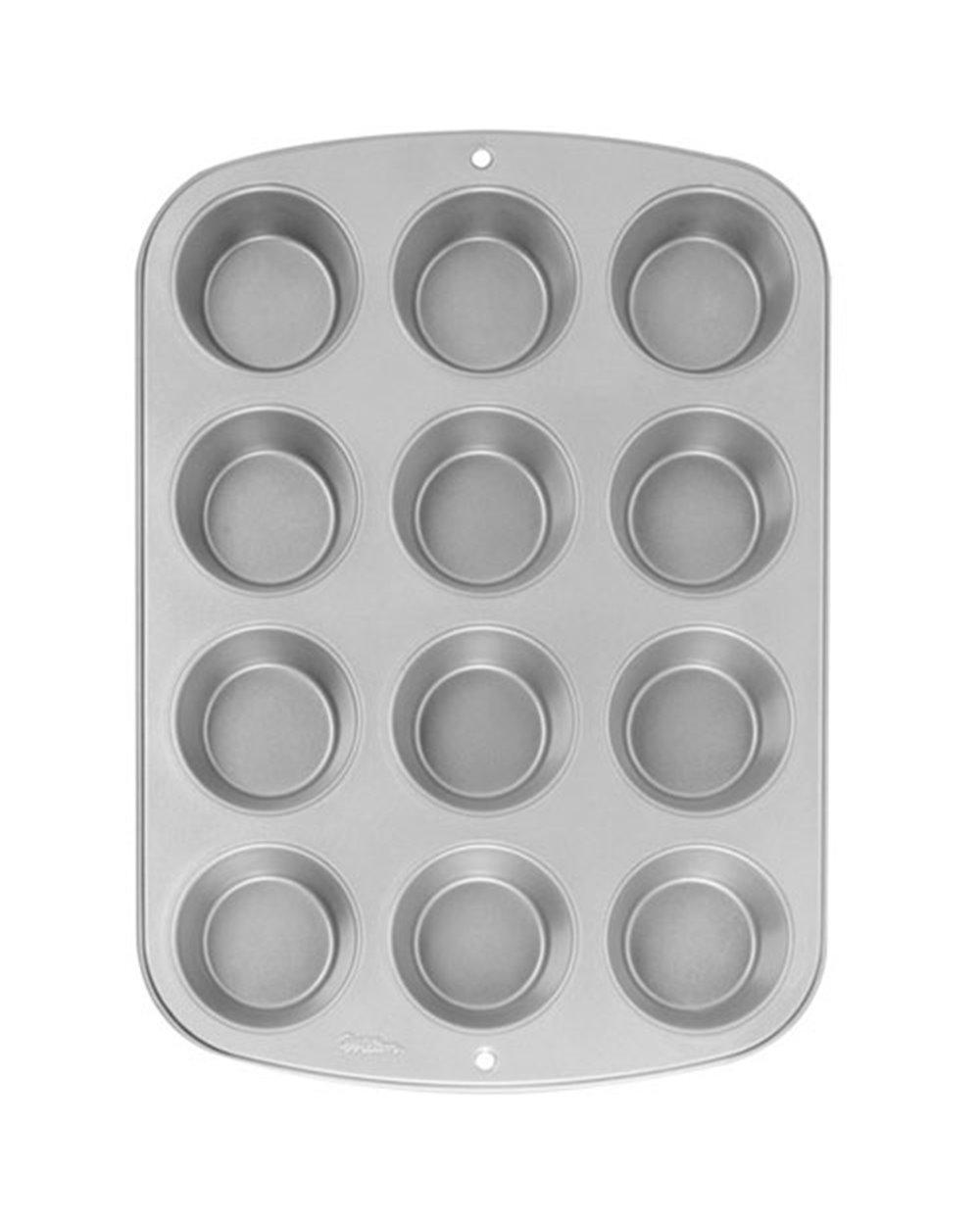 Wilton Recipe Right Molde Mini Muffins   12 cavidades+