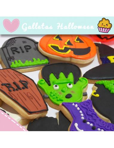 """Taller """"galletas Halloween"""" - Sábado..."""