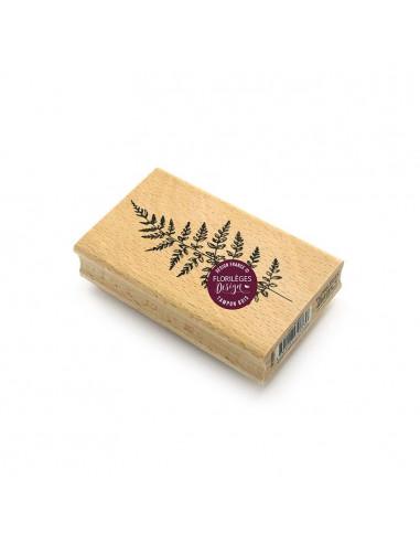 Sello de madera Jolie Fougère -...