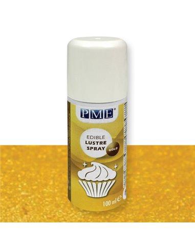 PME Spray Brillo ORO 100ml+