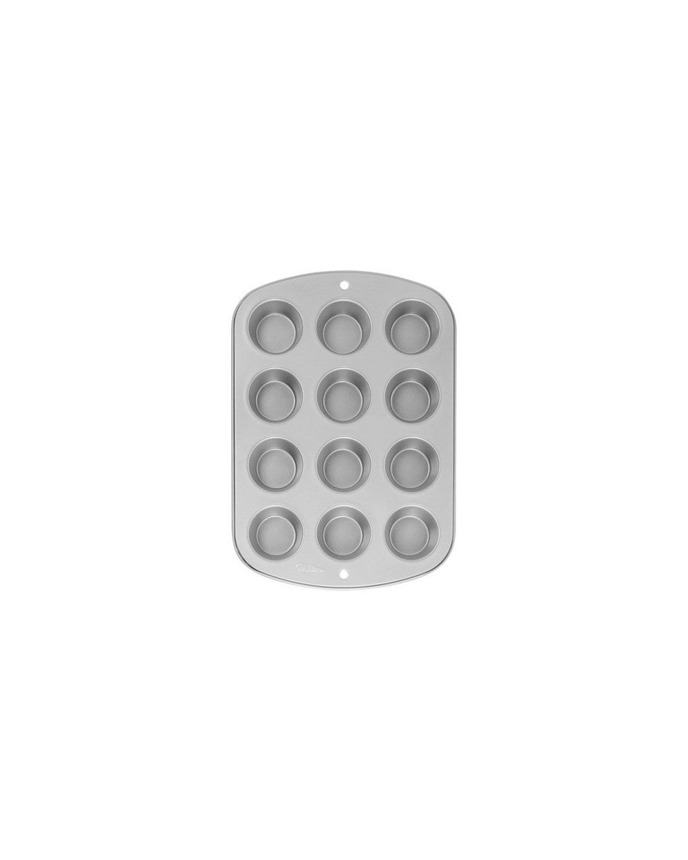 Wilton Recipe Right Molde para Muffins   12 cavidades