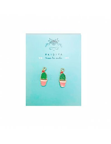 CHARMS CACTUS VERDE