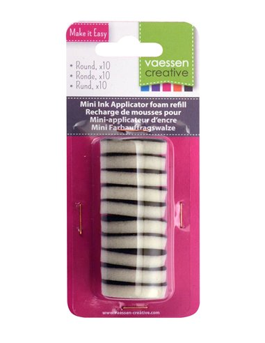 Vaessen Creative • Mini Ink Applicator foam refill