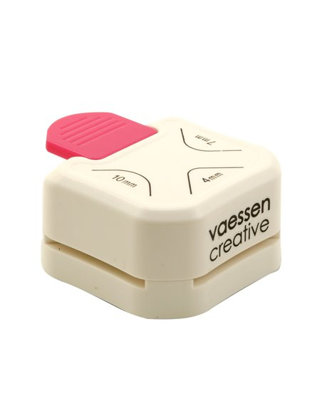 Vaessen Creative • 3 in 1 corner punch 4-7-10mm