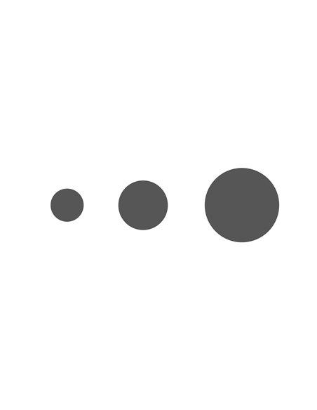 Vaessen Creative • Screw hole punch 3 tips