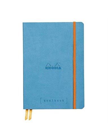Rhodiarma GoalBook TURQUOISE A5 DOT