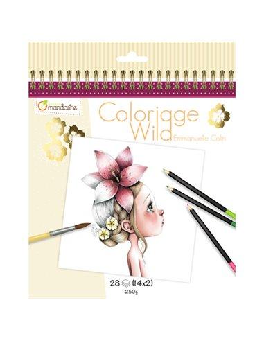 Cuaderno para Colorear Collector