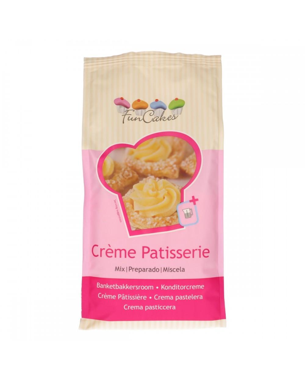 FunCakes Mezcla para Crema Pastelera 1kg+