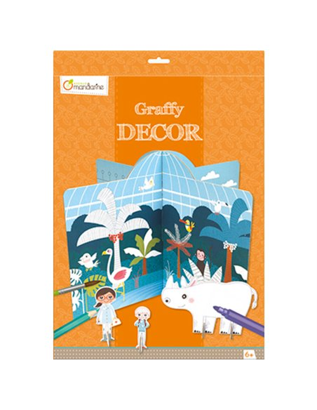 Graffy Decor Zoo