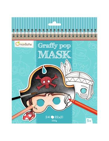 Graffy Pop Mask,Chico