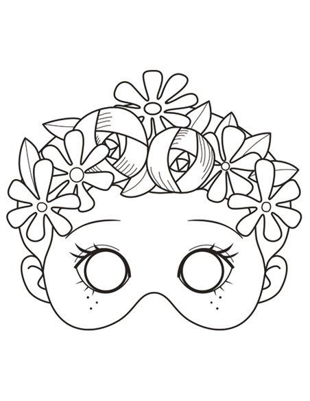 Graffy Pop Mask,Chica