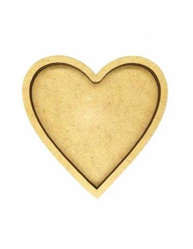Shaker Corazón
