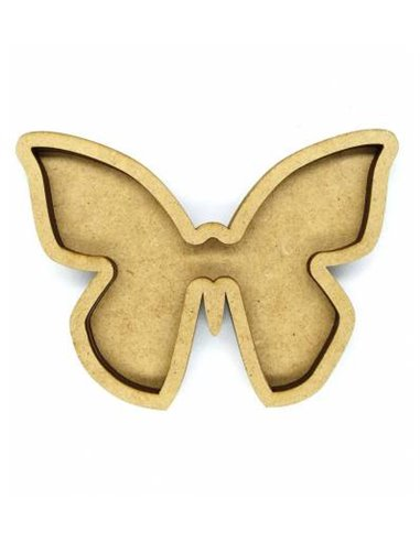 Shaker mariposa