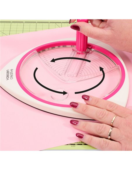 Cortador de círculos