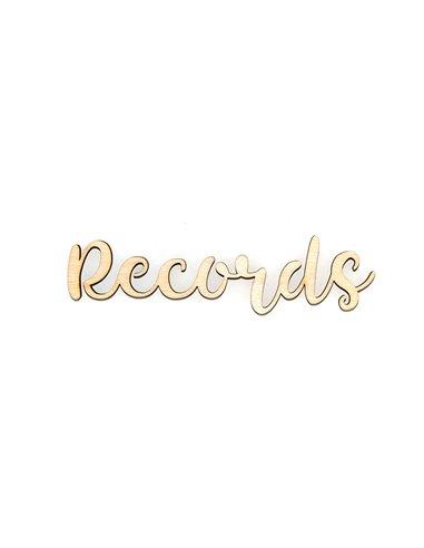 Palabra de madera - Records (Catalán)