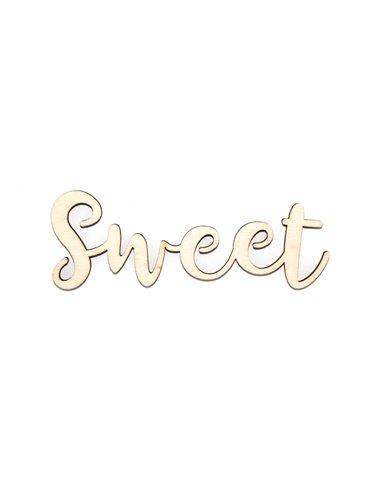 Palabra de mader - Sweet
