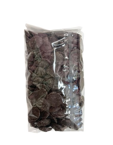 Chocolate cobertura negro 500 gr