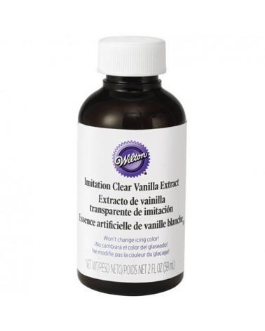 Wilton Extracto de Vainilla Transparente 236 ml