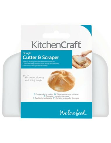Kitchen Craft Espatula Cortador