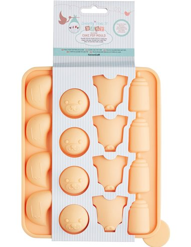 Sweetly Does it Silicone Cake Pop Mould*DESCATALOGADO*