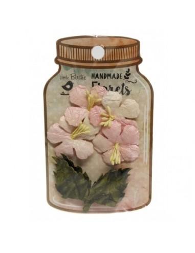 Handmade Florets- HIBISCUS ROSAS