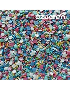 Azucren Sprinkles Fiesta de Cumpleaños 90 gr