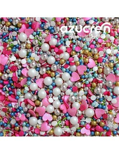 Azucren Sprinkles Primera Cita 90 gr