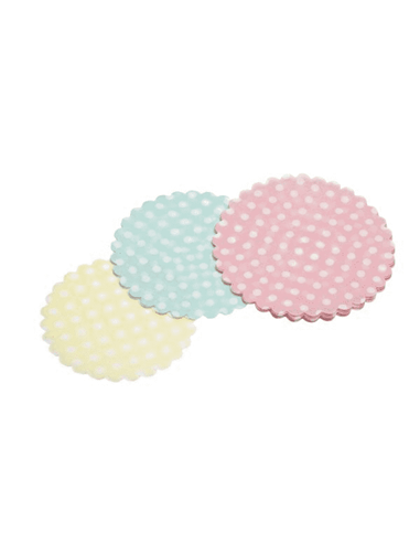 Kitchen Craft Pack of 30 Cupcake Doilies