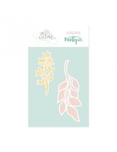 Mintopía A Volar troquel ramas primavera