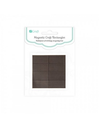 MAGNETIC CRAFT RECTANGLES - 1,27 CM x...